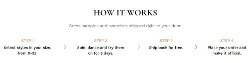 try on before you buy online store