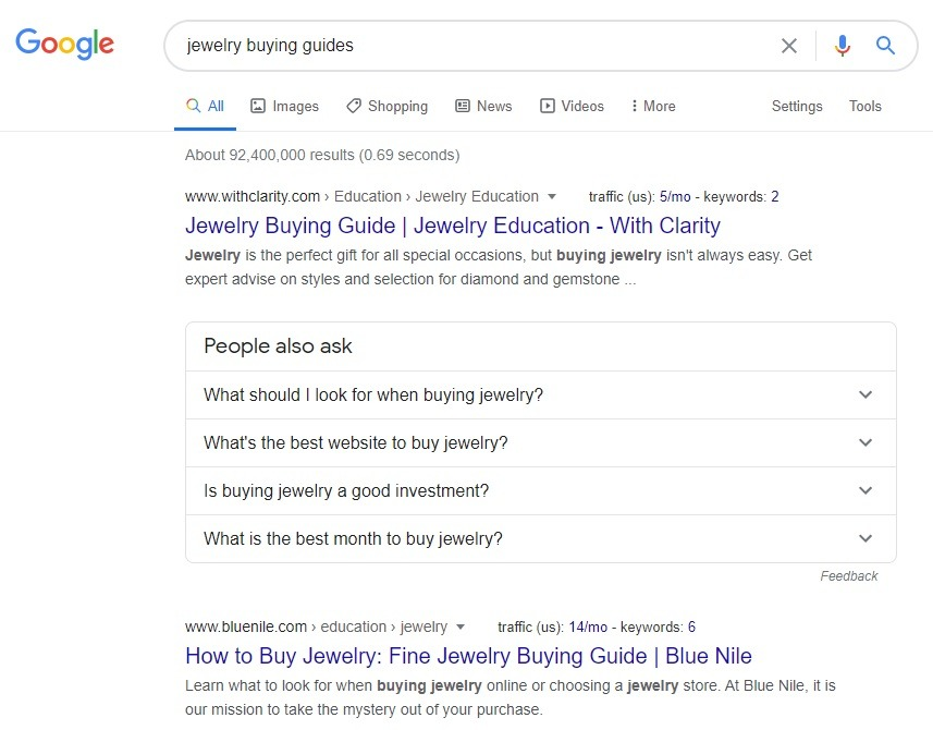 buying guides online google search