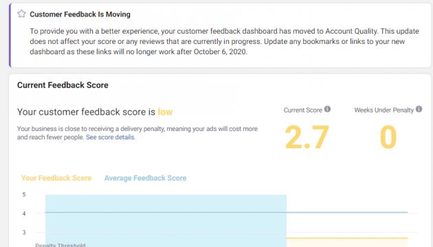 Fix Low Facebook Page Scores