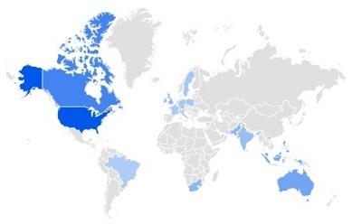 car organizer trending products per region