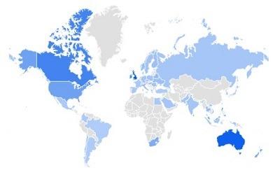 dash cams trending products per region