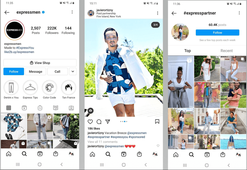 What Are Paid Instagram Partnerships